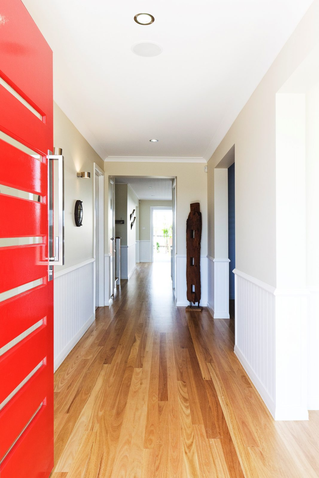 Blackbutt timber flooring supplied and installed by Timber Floors Pty Ltd