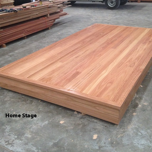 Designer Furniture made to order Home-Theatre-Stage by Timber Floors Pty Ltd