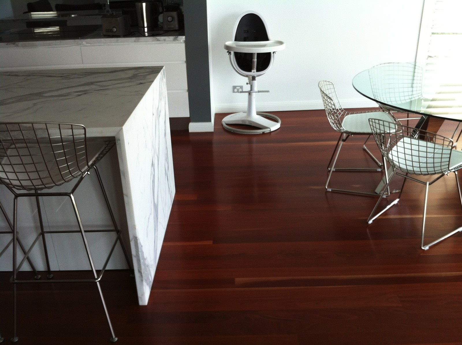 Grey Gum timber flooring supplied and installed by Timber Floors Pty Ltd
