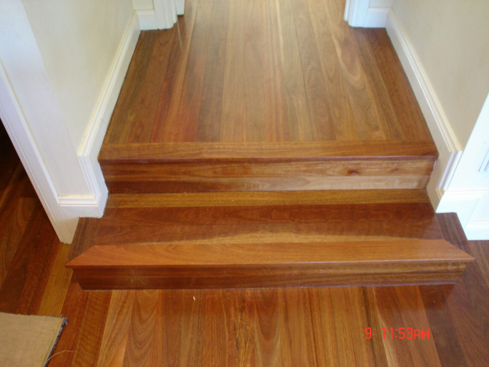 spotted-gum-stairs-in-tongue-and-groove-flooring